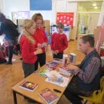 Author Visit – Billy Bob Buttons