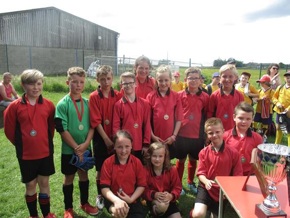 Woodland Football Tournament