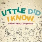 Congratulations! Story Writing Finalist